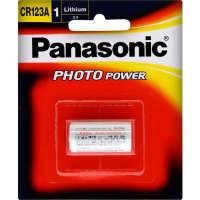 Panasonic Camera Battery Cr123a 1pk - buy online at countdown.co.nz