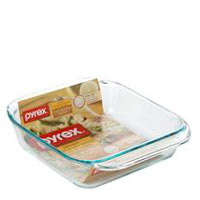 Pyrex Easy Grab Baking Dish Square each 20cm - buy online at countdown.co.nz