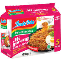 Indomie Instant Noodles Multi Pack Hot & Spicy