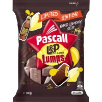 Pascall L&p Sweets Pineapple Lumps
