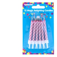 Magic Candles Relightling 12pk - buy online at countdown.co.nz