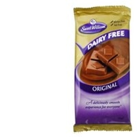 Sweet William Chocolate Bar Dairy Free Organic 100g - buy online at countdown.co.nz