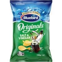 Bluebird Originals Potato Chips Salt & Vinegar