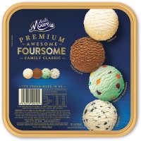 Much Moore Awesome Ice Cream 4some 2l - buy online at countdown.co.nz