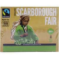 Scarborough Fair Green Tea Bags Fair Trade Organic 50pk - buy online at countdown.co.nz
