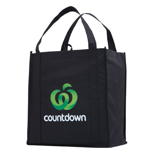 Countdown Reusable Shopping Bag Black  - buy online at countdown.co.nz