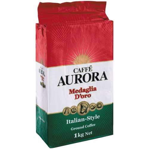 Caffe Aurora Plunger Grind Italian Blend 1kg - buy online at countdown.co.nz