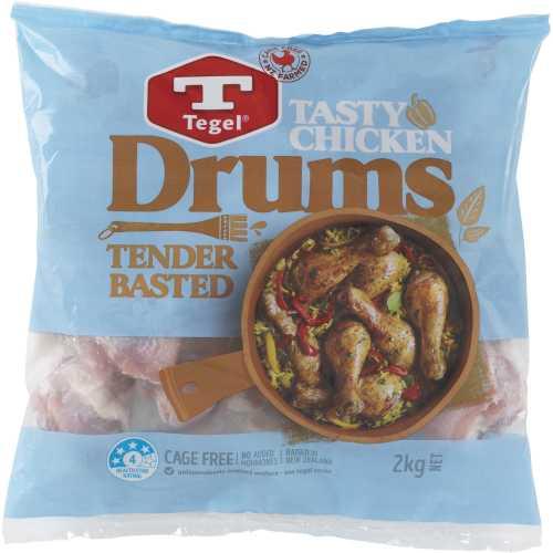 Tegel Chicken Drumsticks 2kg - buy online at countdown.co.nz