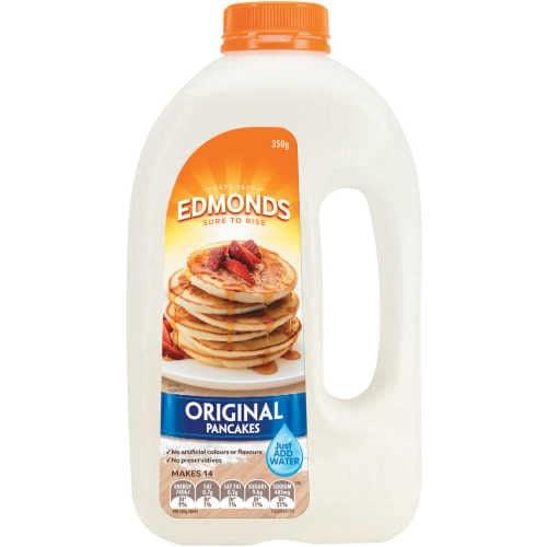 Edmonds Pancake Mix Shaker Original 350g - buy online at countdown.co.nz