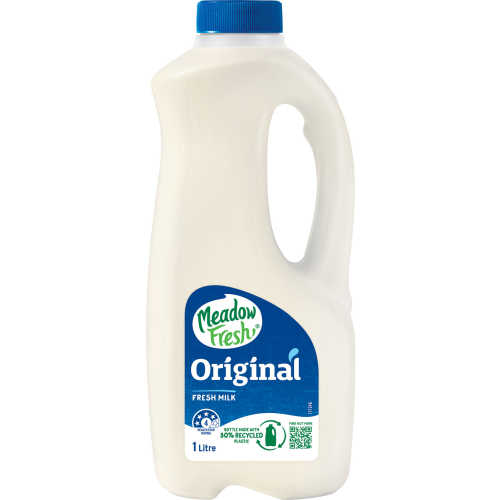 Meadow Fresh Milk Standard 1l - buy online at countdown.co.nz