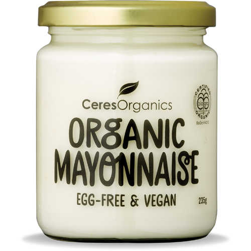 Ceres Organics Mayonnaise 235g - buy online at countdown.co.nz