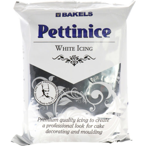 Bakel Pettinice Icing White 750g - buy online at countdown.co.nz