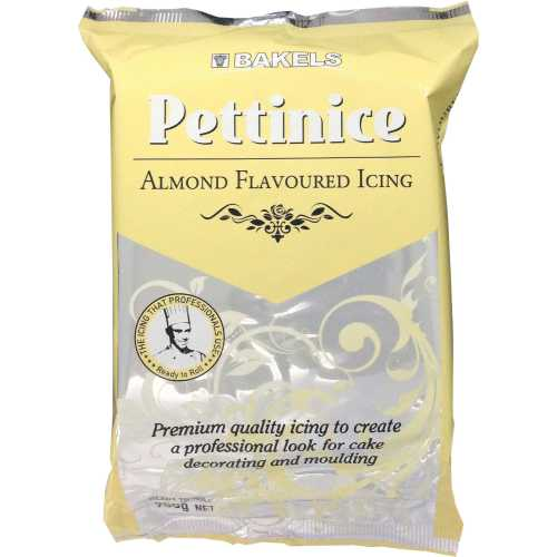 Bakel Pettinice Icing Almond 750g - buy online at countdown.co.nz