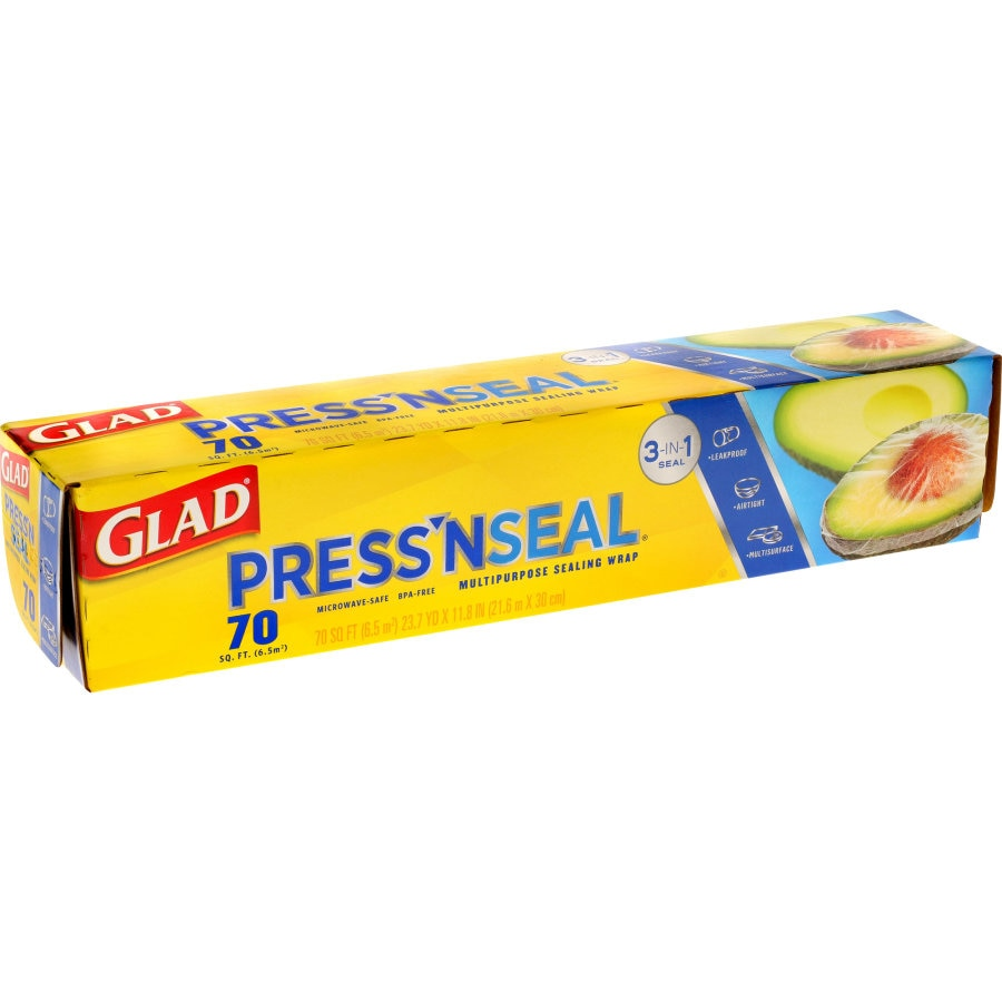 Glad Plastic Wrap Press N Seal box 21.6m - buy online at countdown.co.nz