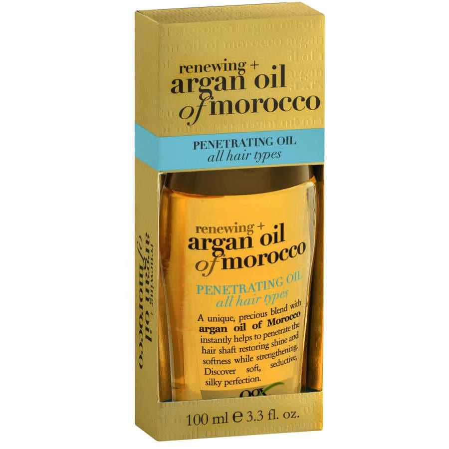 Ogx Moroccan Argan Oil Hair Treatment Penetrating 100ml - buy online at countdown.co.nz