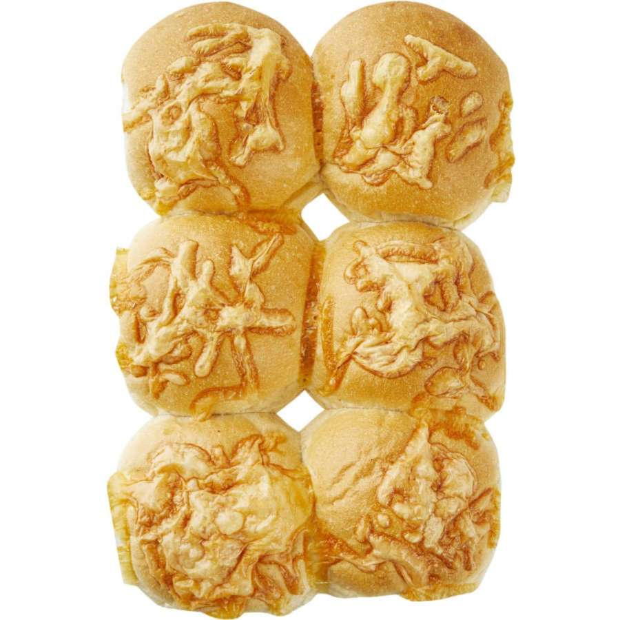 Instore Bakery Bread Rolls Crusty Cheese 6pk - buy online at countdown.co.nz