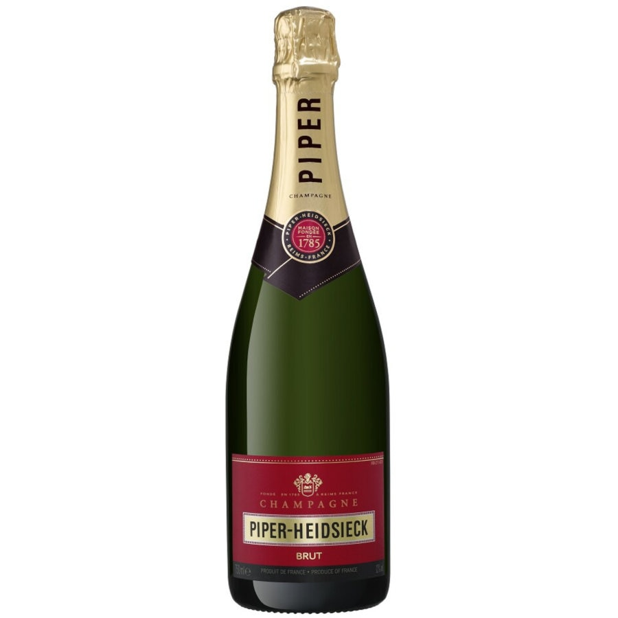 Piper Heidsieck Champagne Brut Non Vintage 750ml - buy online at countdown.co.nz