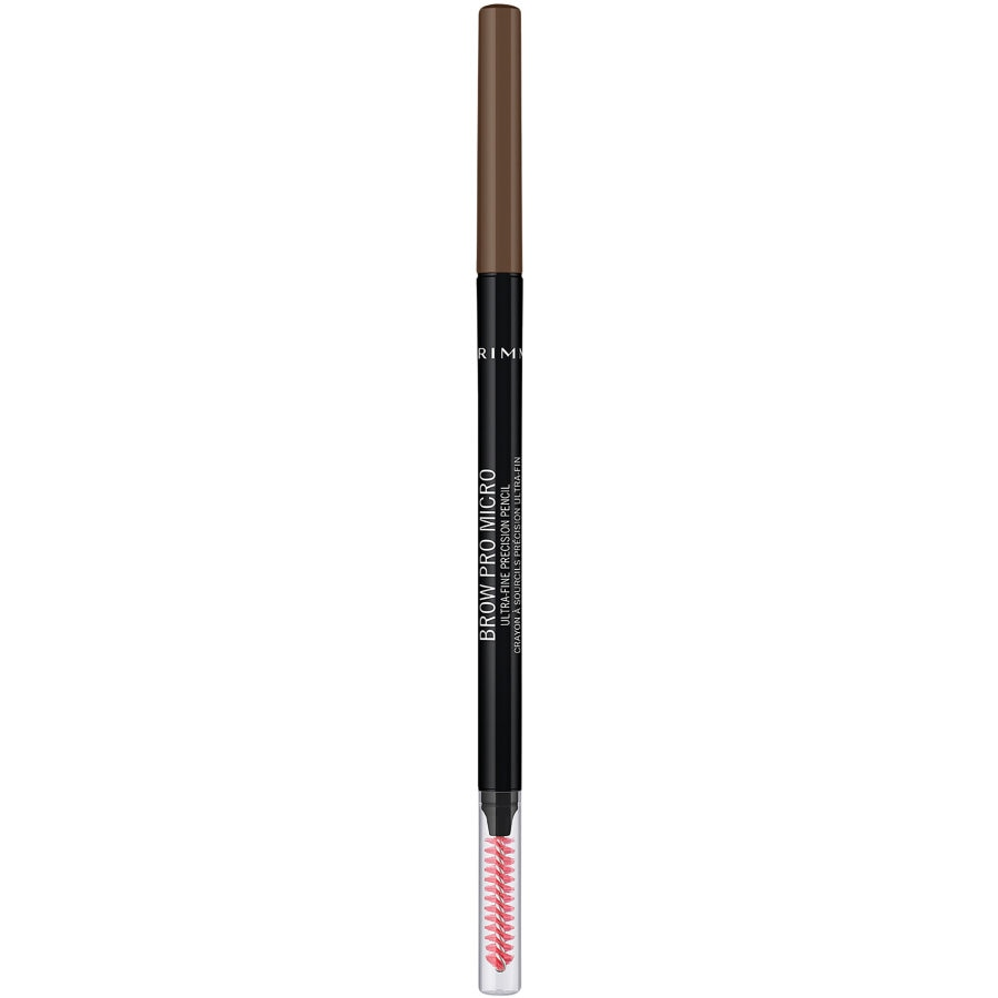 Rimmel Eyebrow Pencil Microdefiner Soft Brown .4g - buy online at countdown.co.nz