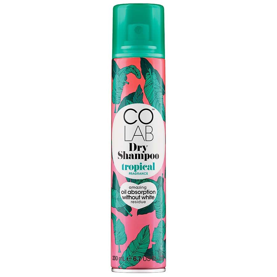 Co Lab Dry Shampoo Torpical 200ml - buy online at countdown.co.nz