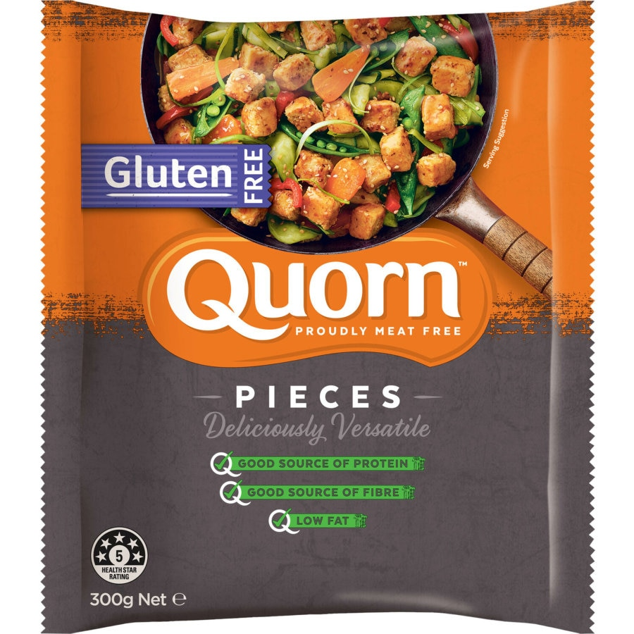 Quorn Vegetarian Meal Meat Free Soy Free Pieces frozen 300g - buy online at countdown.co.nz