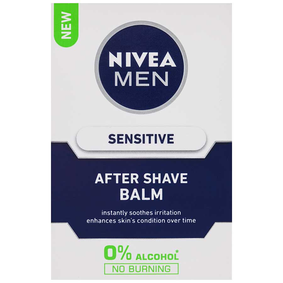 Nivea For Men Aftershave Extra Soothing Balm 100ml - buy online at countdown.co.nz
