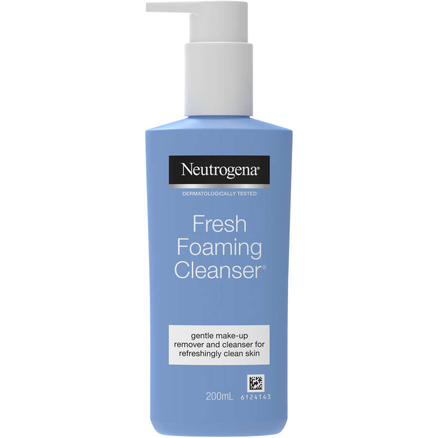 Neutrogena Facial Cleanser Fresh Foaming 200ml - buy online at countdown.co.nz