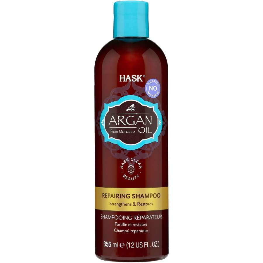 Hask Argan Shampoo Oil 355ml - buy online at countdown.co.nz