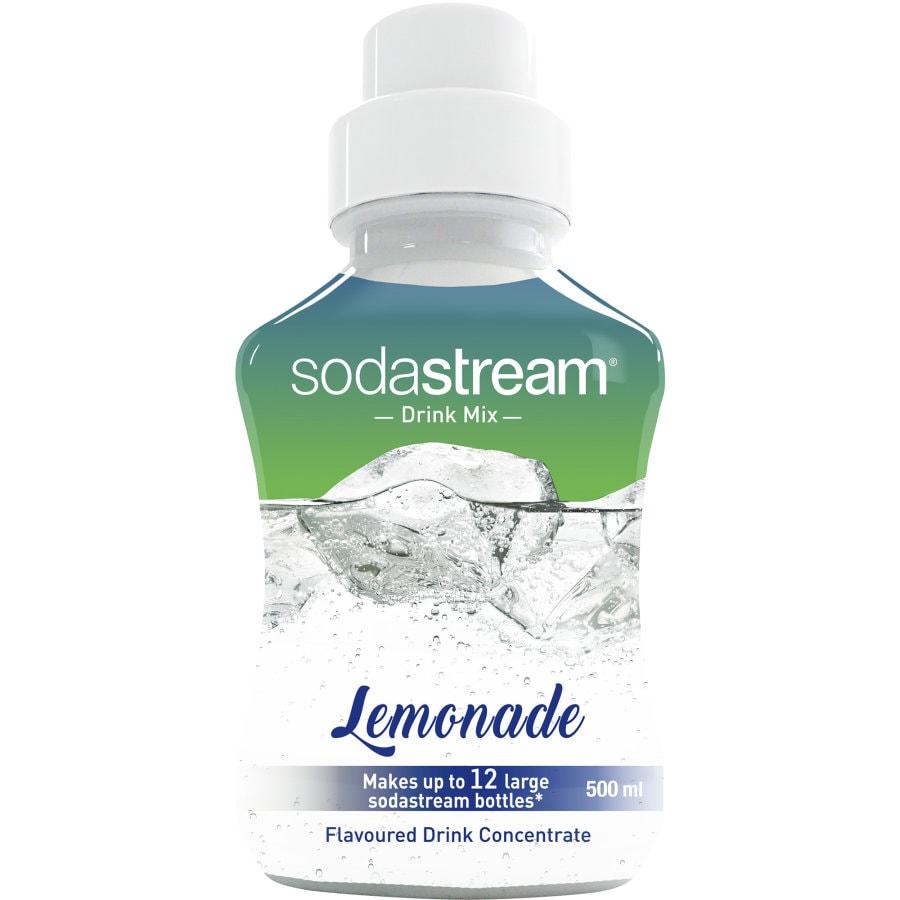 Soda Stream Soda Mix Regular Lemonade 500ml - buy online at countdown.co.nz