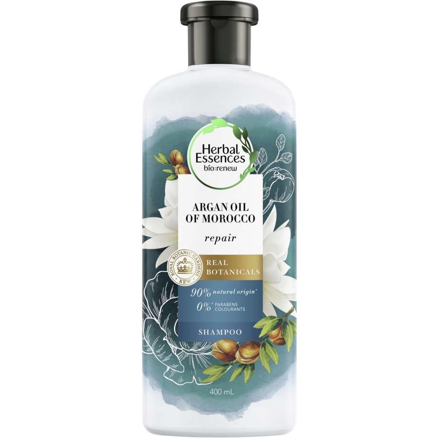 Herbal Essence Bio Renewal Shampoo Argan Oil 400ml - buy online at countdown.co.nz