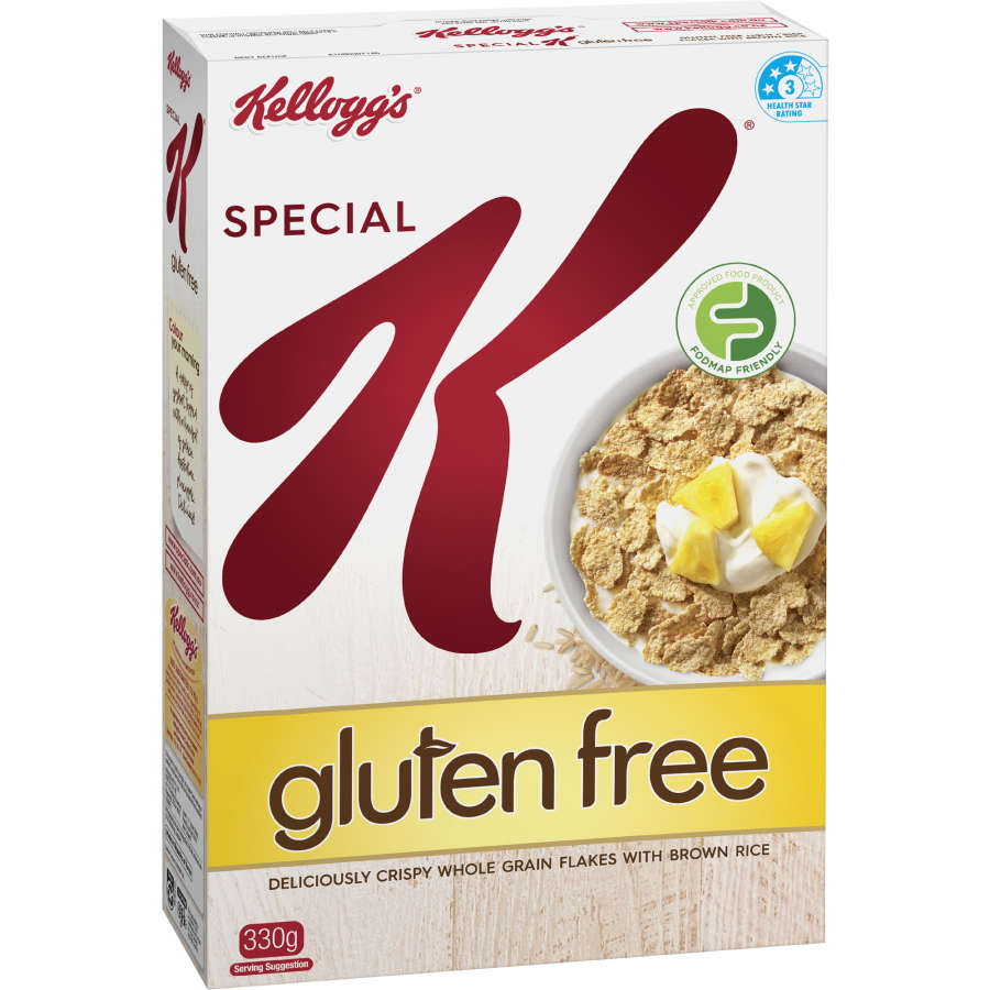 Kelloggs Special K Cereal Gluten Free 330g - buy online at countdown.co.nz