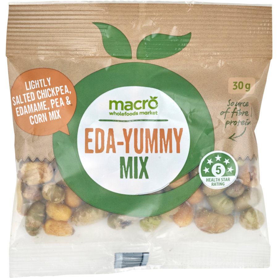 Macro Snack Mix Eda-yummy Mix 30g - buy online at countdown.co.nz