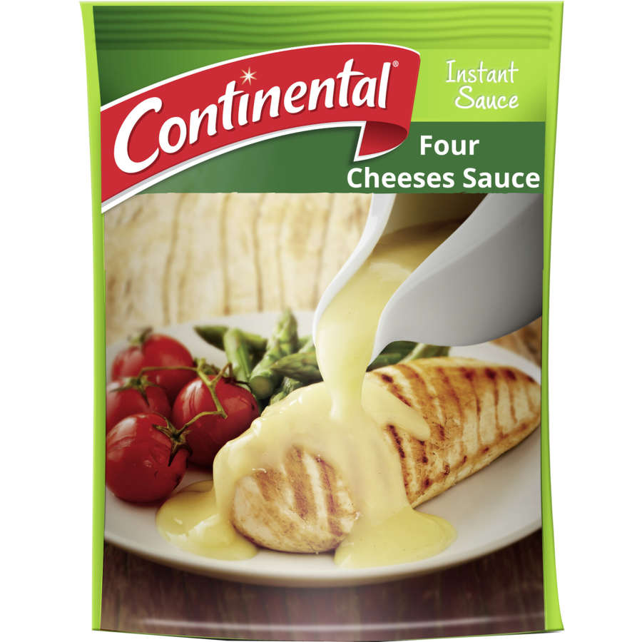 Continental Cheese Sauce Four Cheeses Instant Mix sachet 30g - buy online at countdown.co.nz