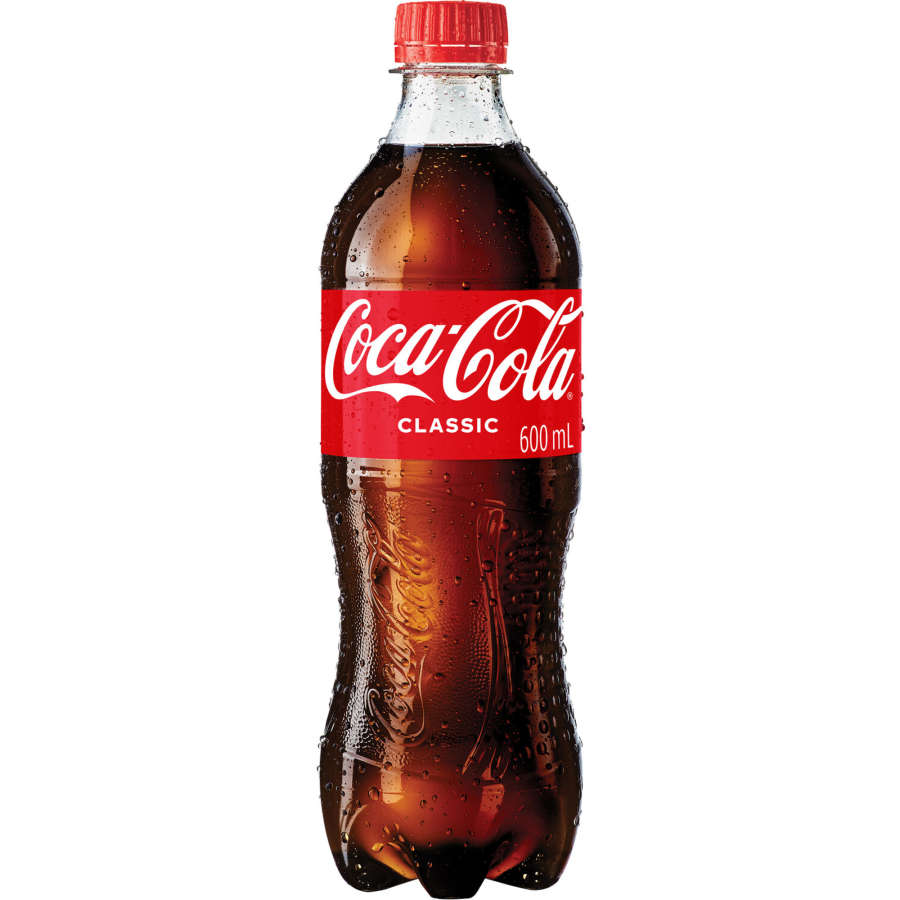 Coca Cola Soft Drink Coke 600ml - buy online at countdown.co.nz