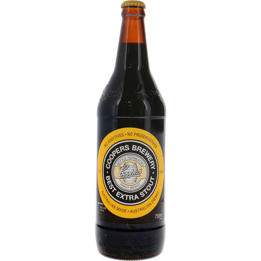 Coopers Extra Stout Longneck bottle 750ml - buy online at countdown.co.nz