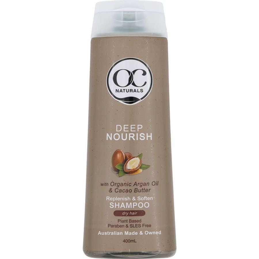 Organic Care Shampoo Dry Moisturising 400ml - buy online at countdown.co.nz