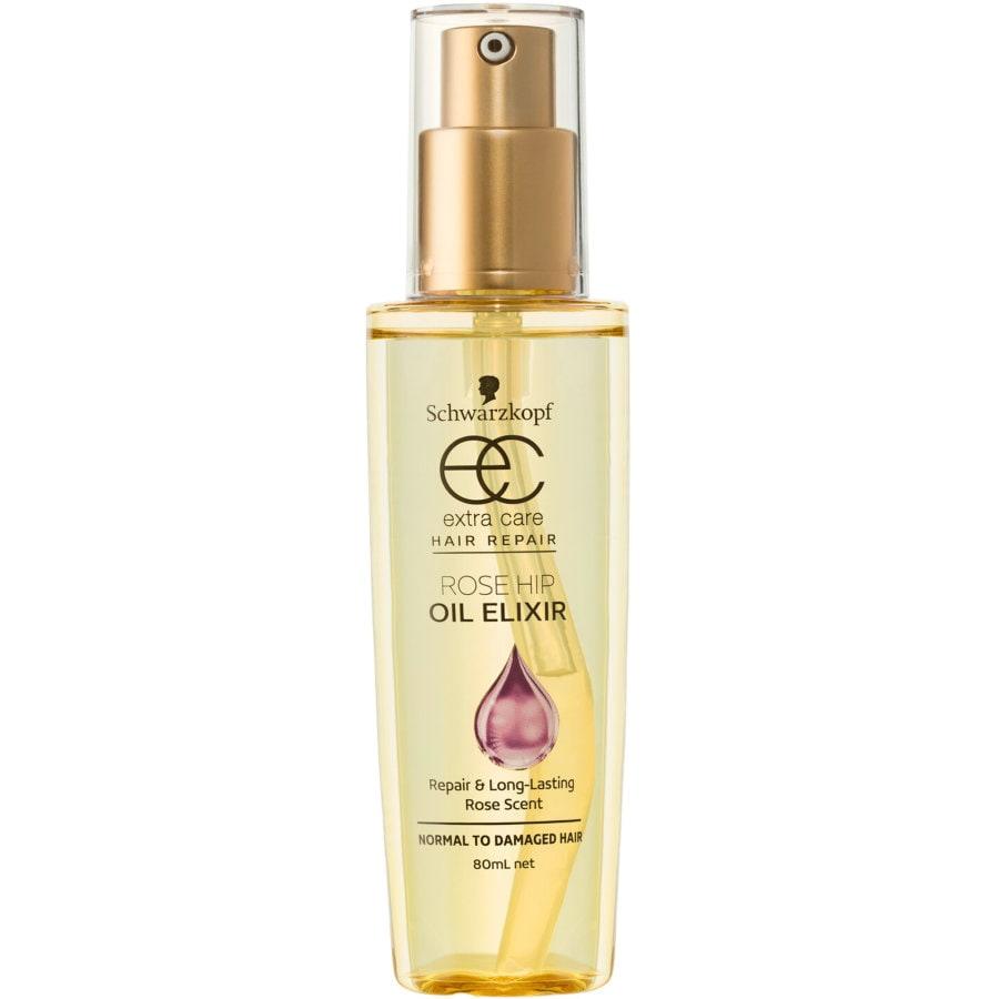 Schwarzkopf Extra Care Hair Treatment Rose Hip Oil Elixer pump spray 80ml - buy online at countdown.co.nz