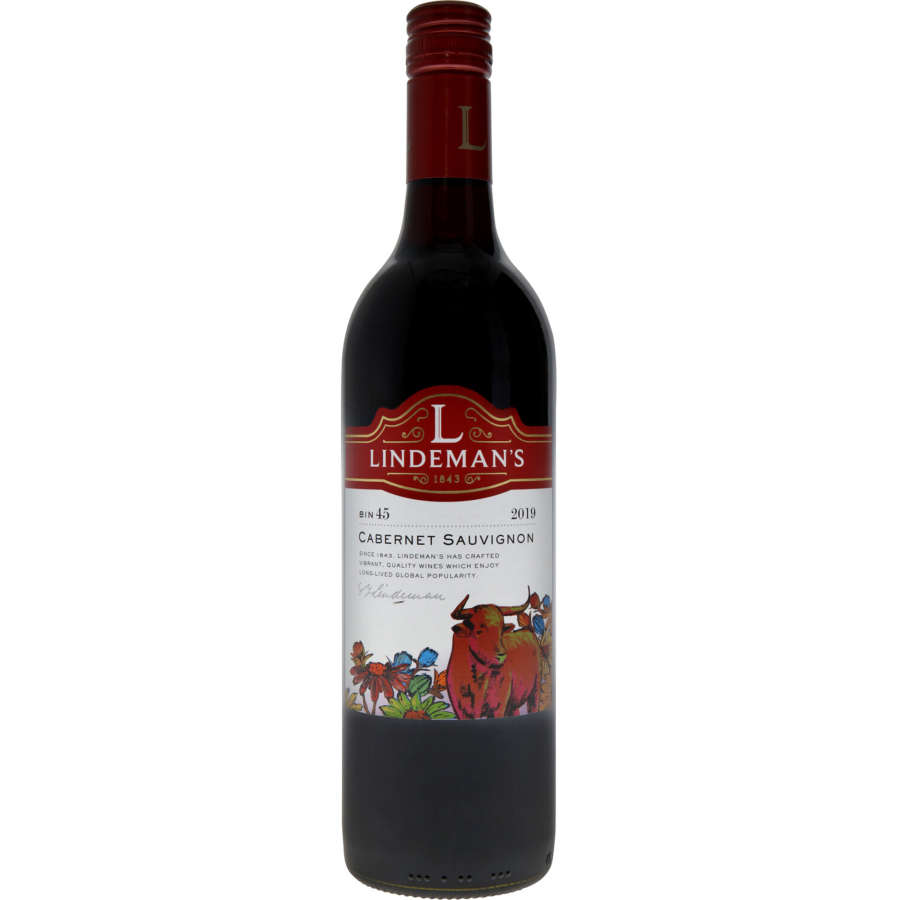 Lindemans Cabernet Sauvignon Bin 45 750ml - buy online at countdown.co.nz