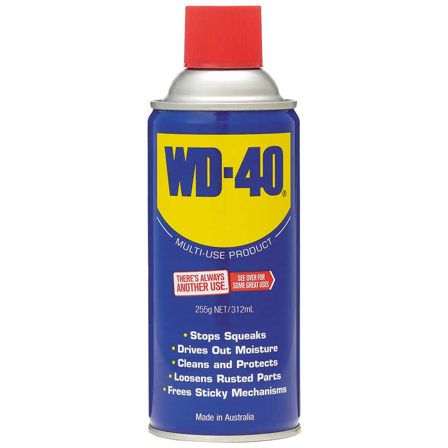 Wd 40 Lubricant Multi Purpose 255g - buy online at countdown.co.nz