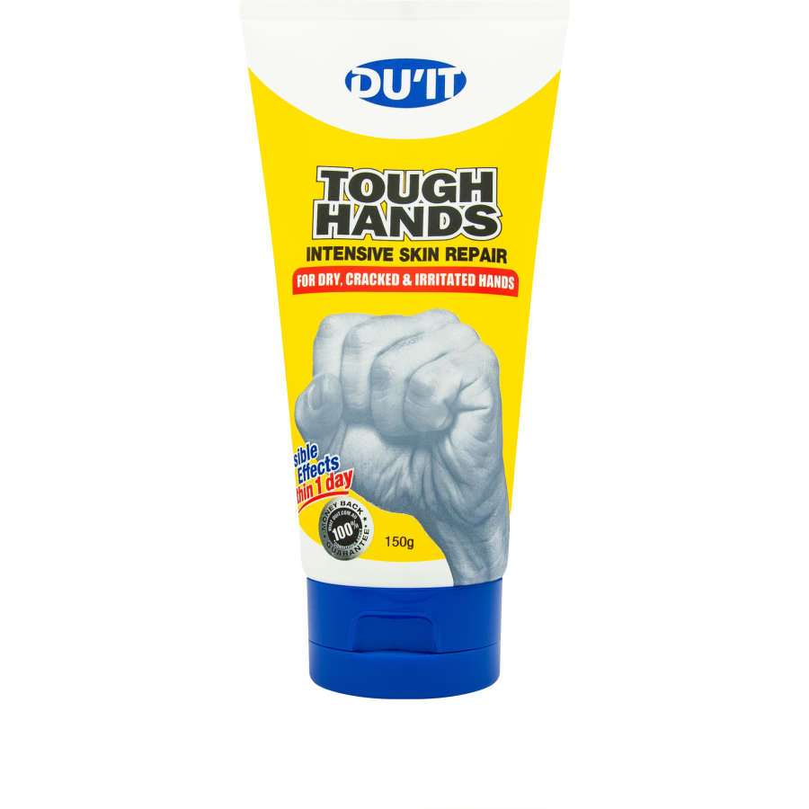 Du It Tough Hands Hand Cream Intensive Repair tube 150g - buy online at countdown.co.nz