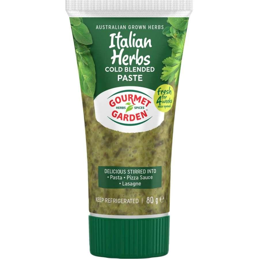 Gourmet Garden Italian Herb Paste tube 80g - buy online at countdown.co.nz