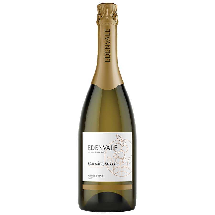 Edenvale Sparkling Cuvee Alcohol Removed 750ml - buy online at countdown.co.nz