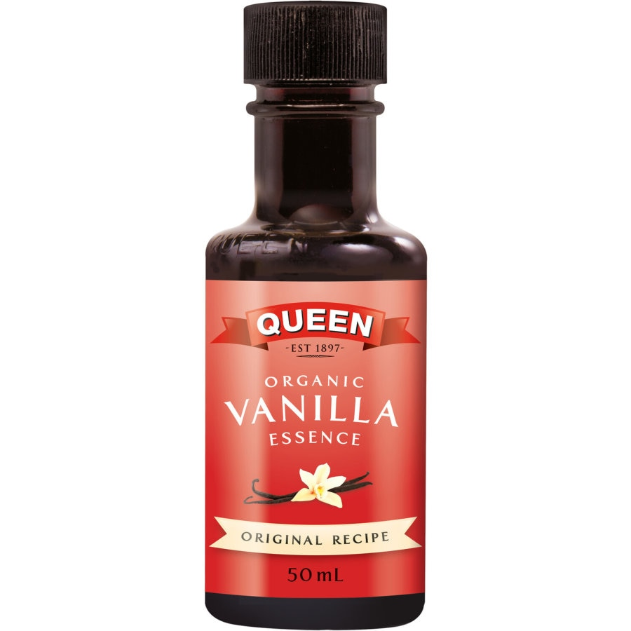 Queen Essence Natural Vanilla 50ml - buy online at countdown.co.nz