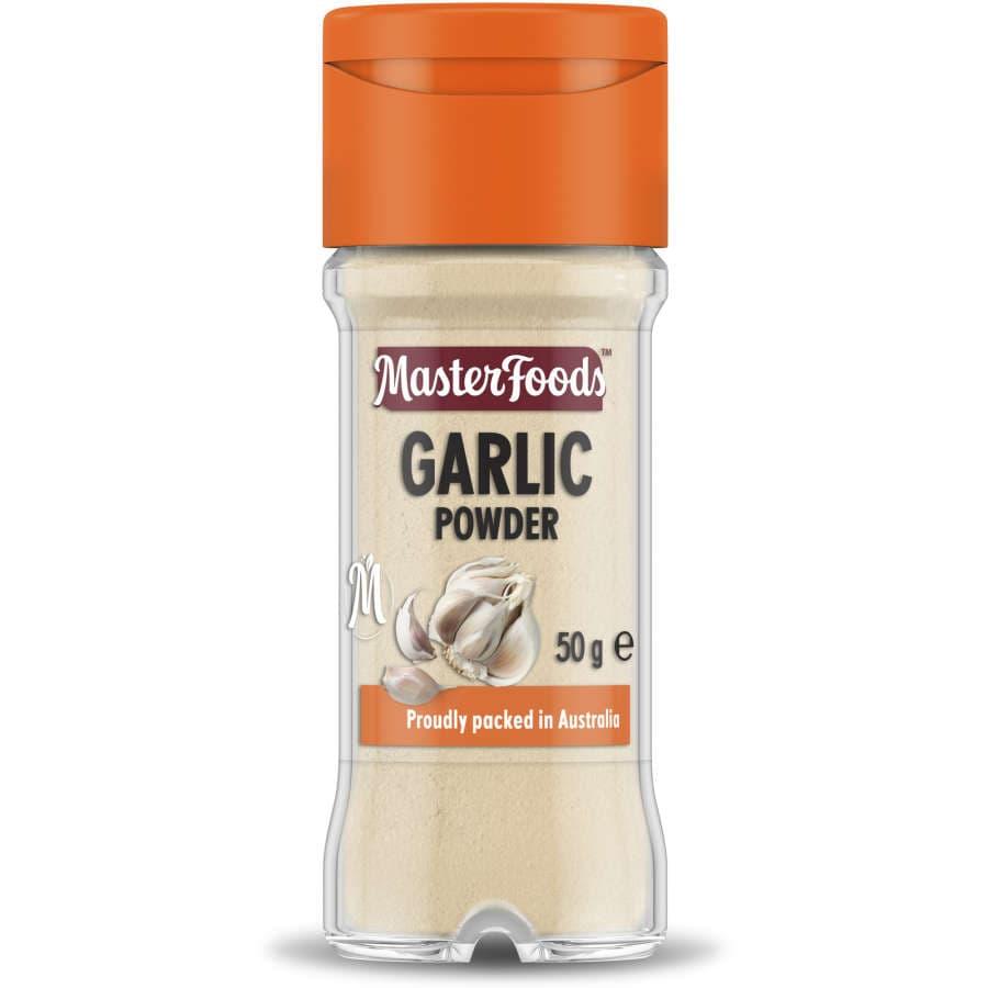 Masterfoods Garlic Powder 50g - buy online at countdown.co.nz