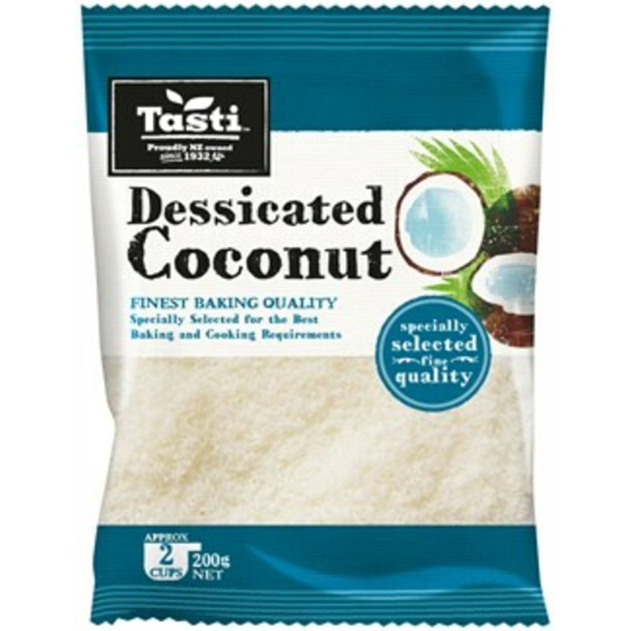 Tasti Coconut Dessicated 200g - buy online at countdown.co.nz