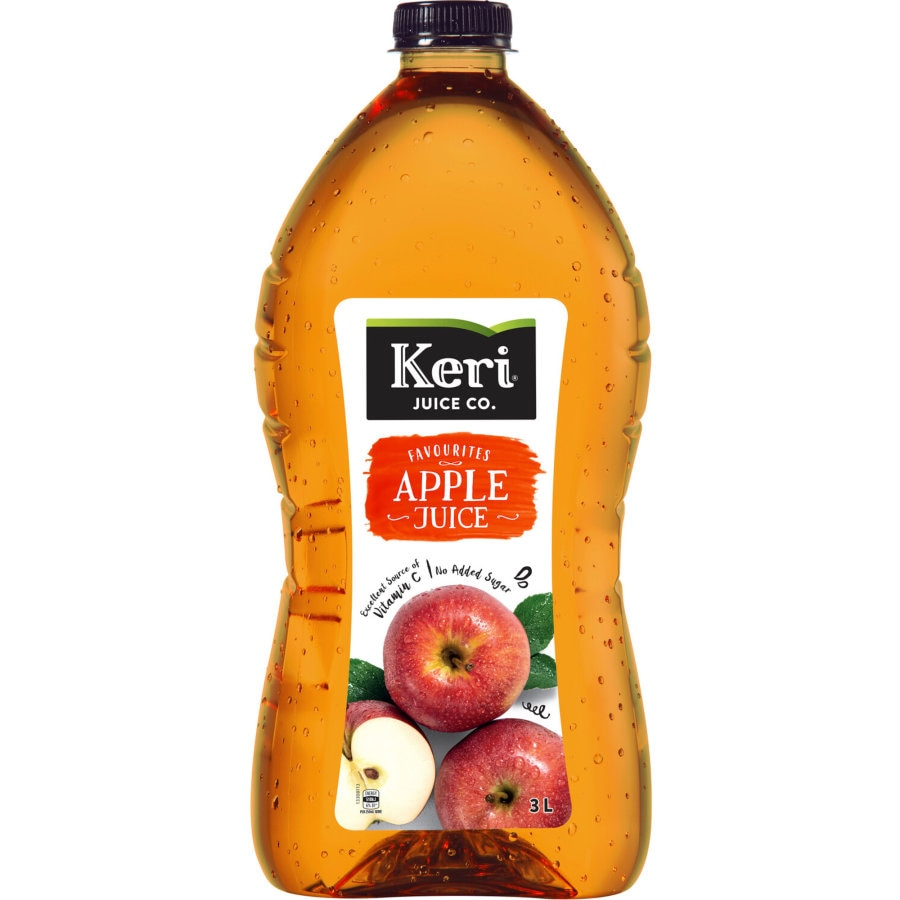 Keri Original Fruit Juice Apple 3l - buy online at countdown.co.nz