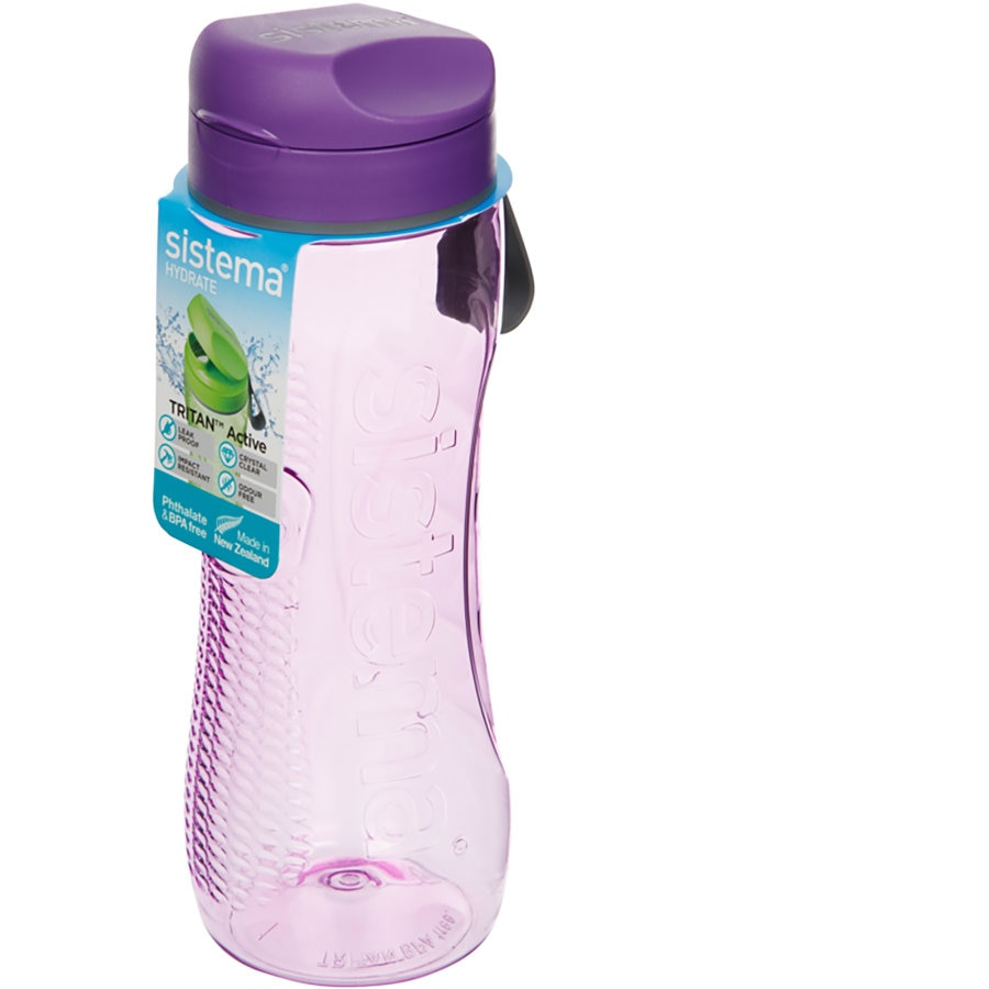 Sistema Active Drink Bottle Tritan  - buy online at countdown.co.nz