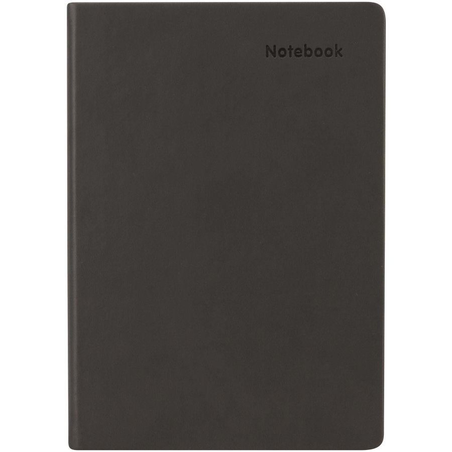 Milford Notebook A5 Dark Grey  - buy online at countdown.co.nz