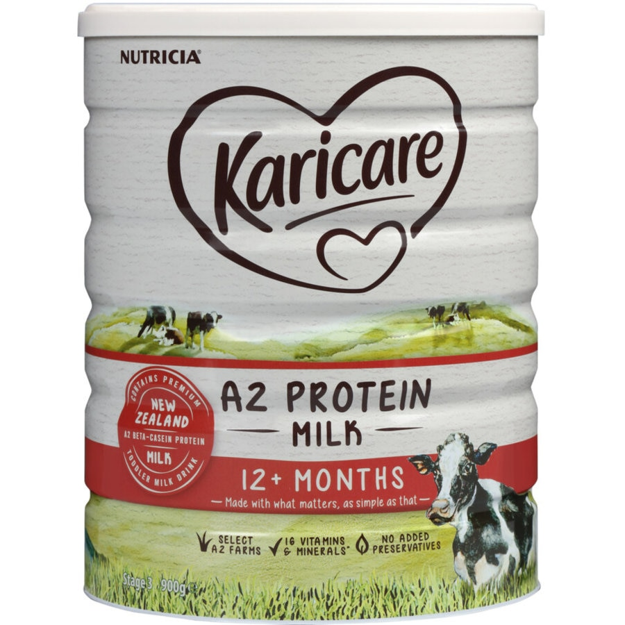 Karicare Stage 3 Toddler From 1 Year Formula A2 Protein 900g - buy online at countdown.co.nz