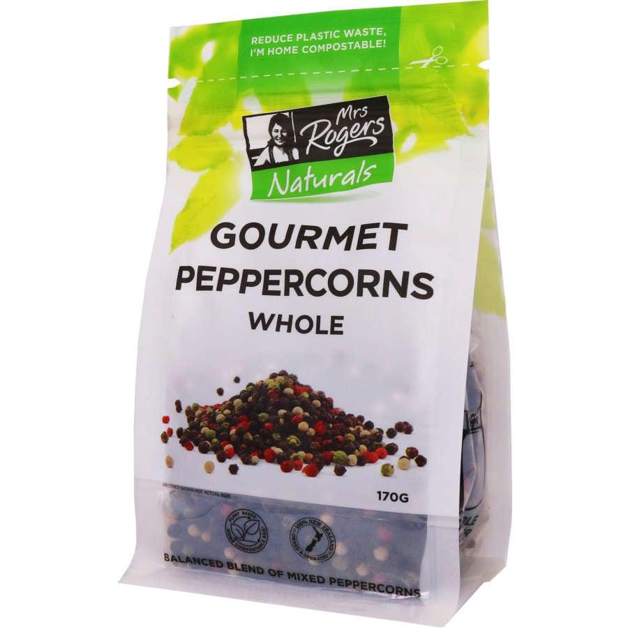 Buy Mrs Rogers Peppercorns Gourmet Bag Online At Shop Countdown Co Nz