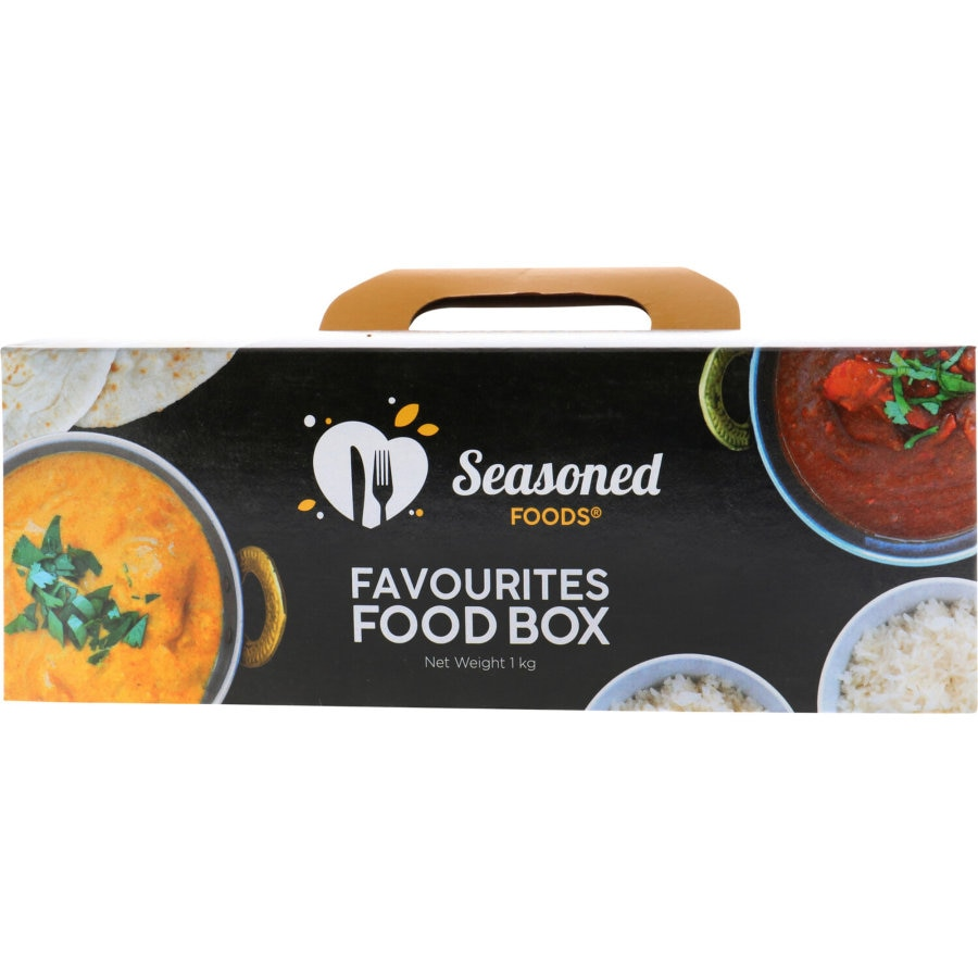 Seasoned Foods Chilled Meal Butter Chicken 1kg - buy online at countdown.co.nz